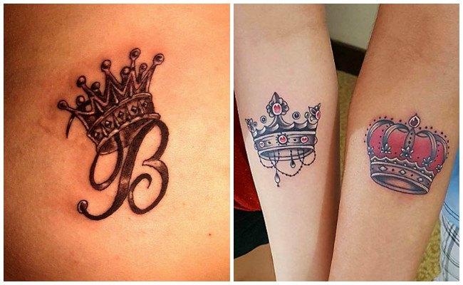 tatuajes coronas