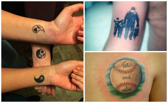Tatuajes de familia con frases