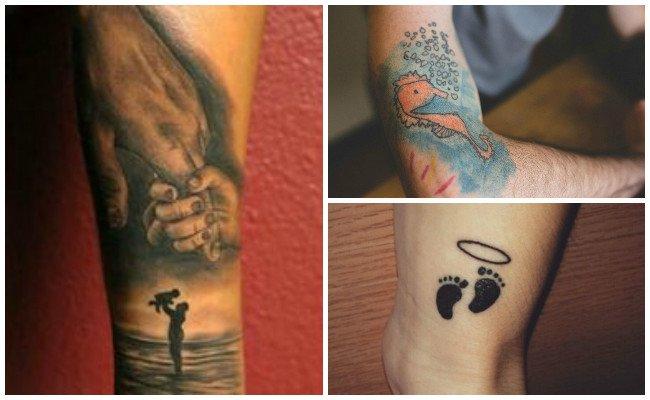 Tatuajes De Familia Y Familiares Simbolos Que Representan Familia