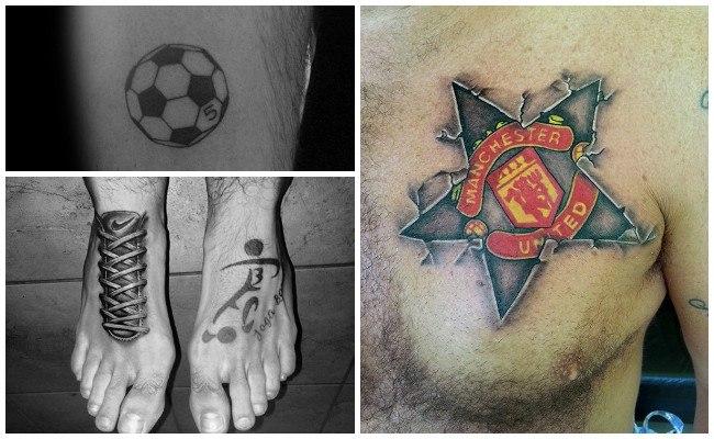 tatuajes pequenos de jugadores