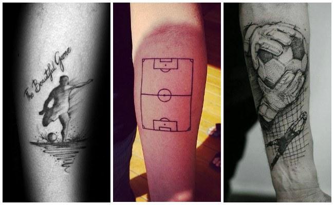 Tatuajes De Futbol Para Los Amantes Del Deporte Rey
