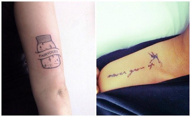 Fotos de tatuajes de hadas en 3d