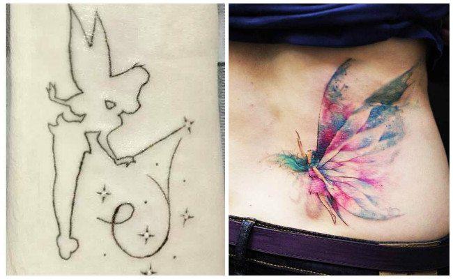 Tatuajes de hadas y su significado