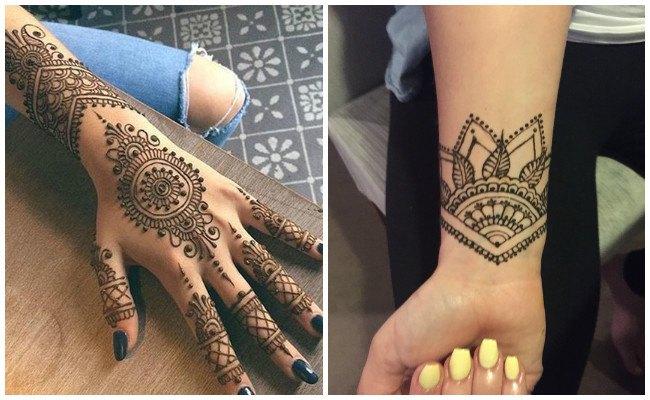 Cuánto duran los tatuajes de henna