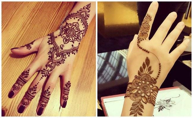 Tatuajes de henna infinito