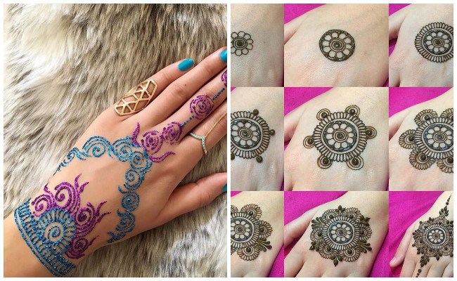 Tatuajes de henna para hombres