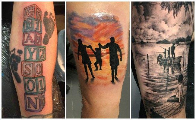 Tatuajes de madre e hija con frases