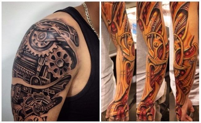Tatuajes de máquinas