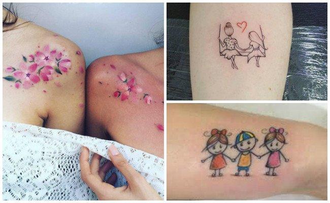 Tatuajes de nombres de hijos para mujeres