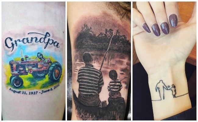 Tatuajes de recién nacidos
