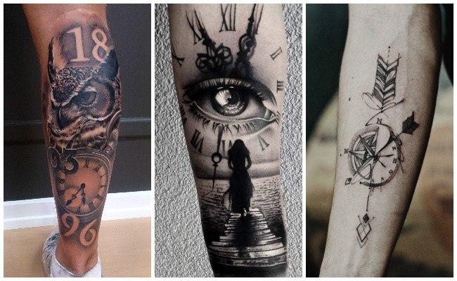 Tatuajes De Relojes Con Nombres