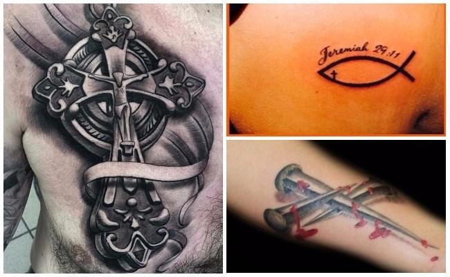 Tatuajes de rosarios en el antebrazo