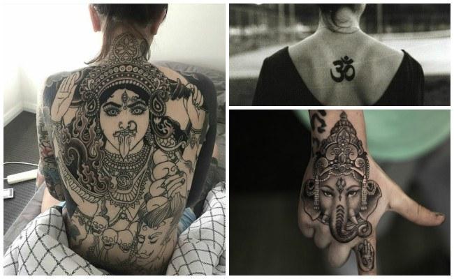 Tatuajes de shiva