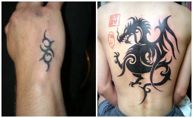 Los Mejores Disenos De Tatuajes De Tribales Que Has Visto