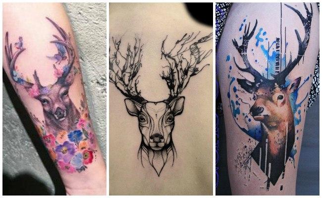 Tatuajes de venados y su significado