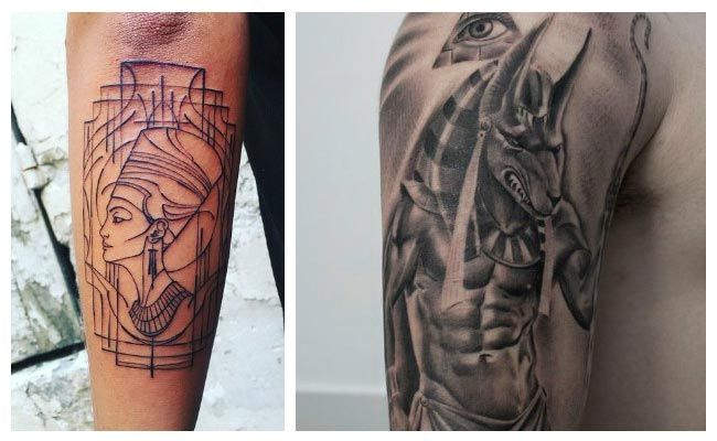 Tatuajes Egipcios Y Significados Dioses Amuletos Y Diseños Para Tatuar