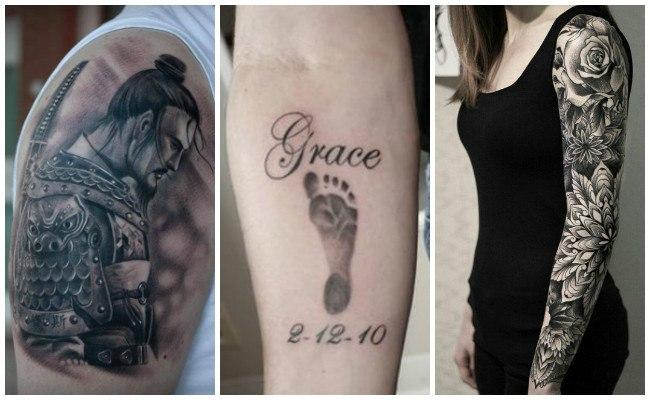Tatuajes en el antebrazo de mujeres