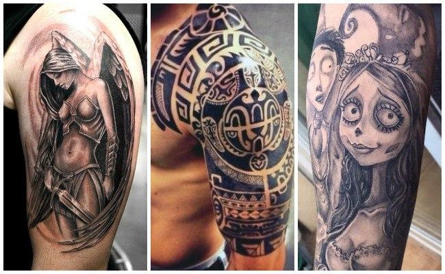 Tatuajes en el brazo japoneses