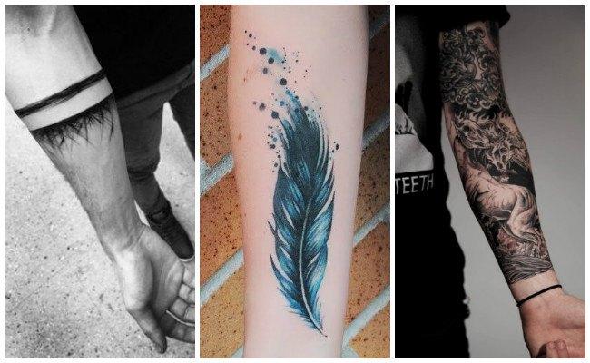 Tatuajes en el brazo reales