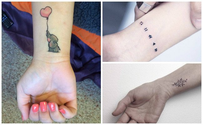 Tatuajes en la muñeca y su significado