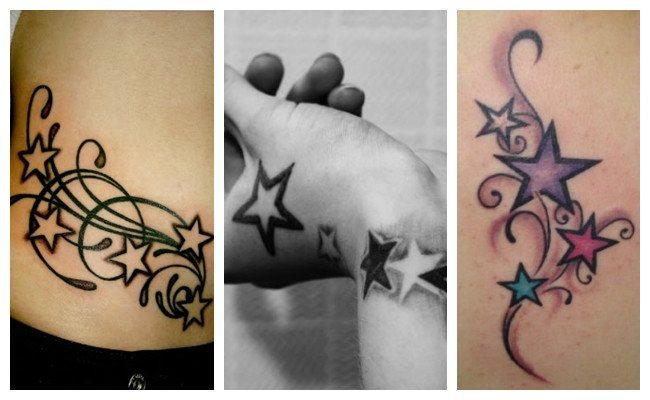 Tatuajes de estrellas para hombres