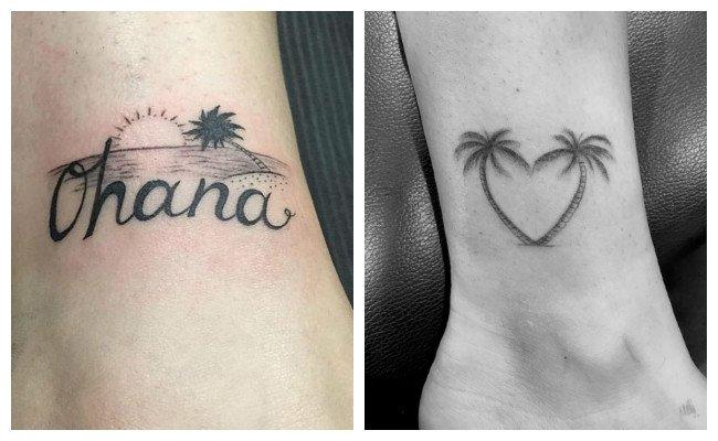 Tatuajes hawaianos para hombres