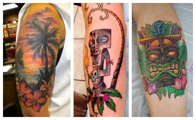 Tatuajes hawaianos y su significado