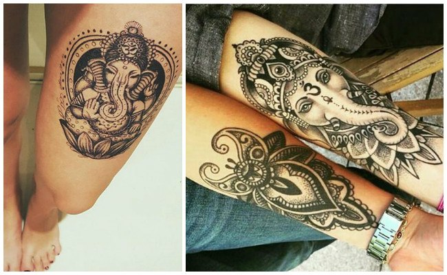 Tatuajes Hindúes Para Mujeres Y Hombres Y Sus Significados Espirituales
