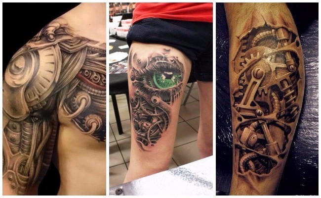 Tatuajes mecanizados