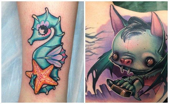 Tatuajes modernos para hombre