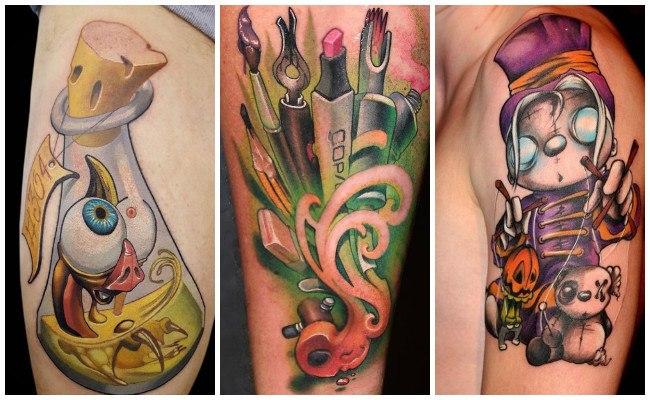 Tatuajes modernos para hombres