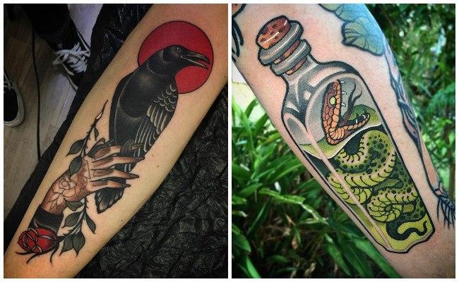 Tatuajes modernos y su significado