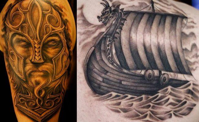 tatuajes nordicos