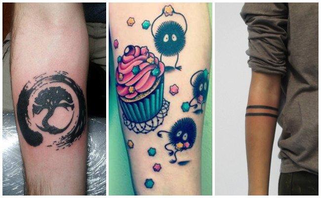 Tatuajes para el brazo izquierdo