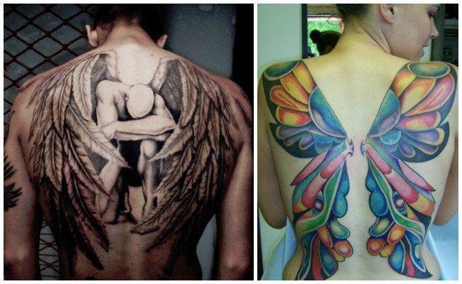 Tatuajes para la espalda