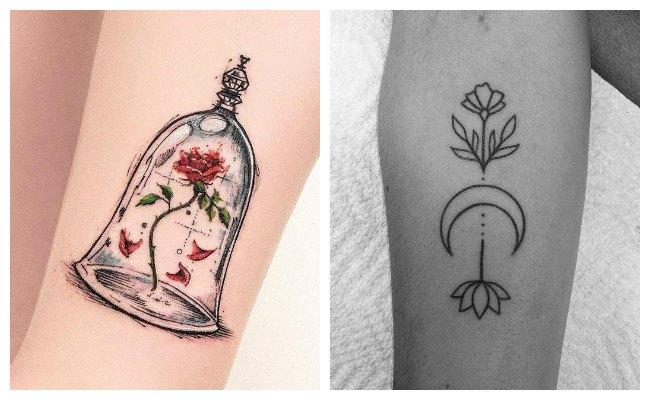 Tatuajes de rosas y su significado