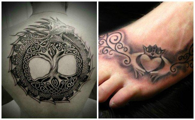 Tatuajes de runas celtas