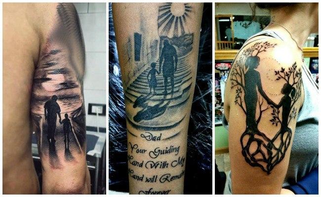 Tatuajes de familia todos los diseos y significados para cada miembro