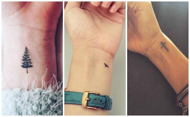 Tatuajes para tapar cicatrices en la muñeca