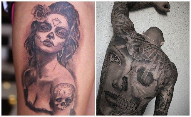 Tatuajes típicos mexicanos