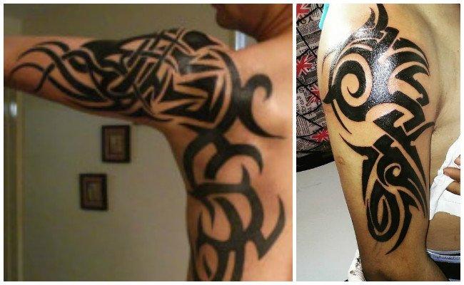 Tatuajes tribales de animales