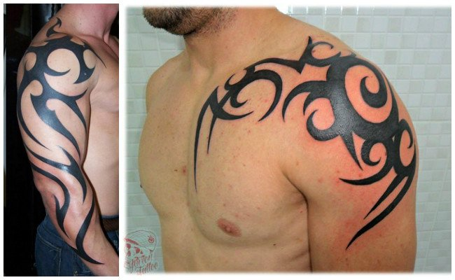 Tatuajes tribales maories