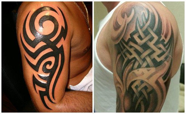 Tatuajes tribales para mujeres