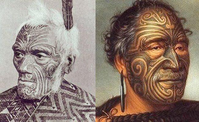 tatuajes tribales polinesios