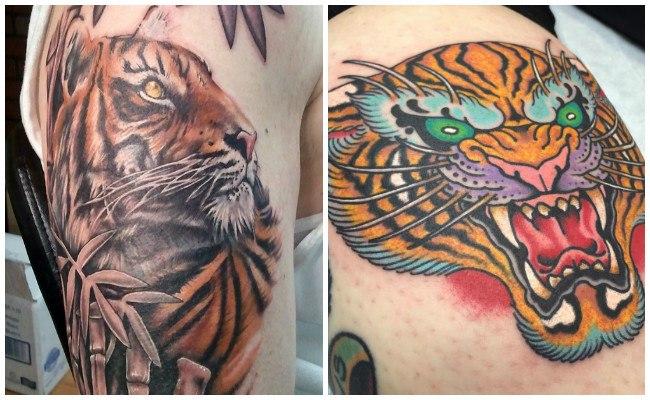 Tigres para tatuarse fotos