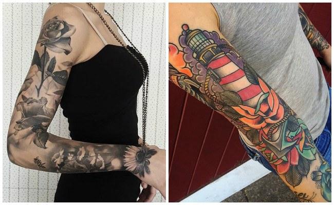 Ver tatuajes de antebrazos