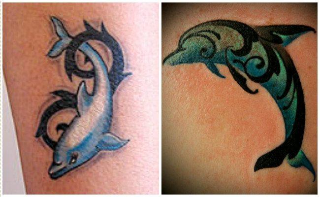 Ver tatuajes de delfines