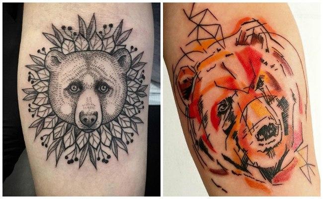 Ver tatuajes de osos