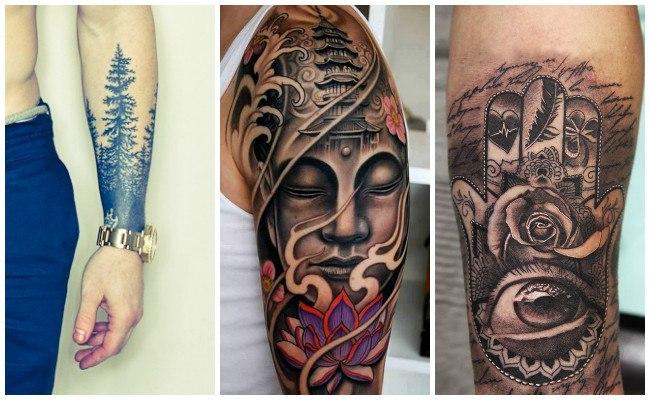 Ver tatuajes en el brazo