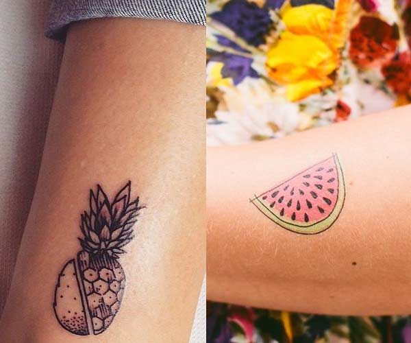 m s de 100 tatuajes peque os que no hab as visto cu l te